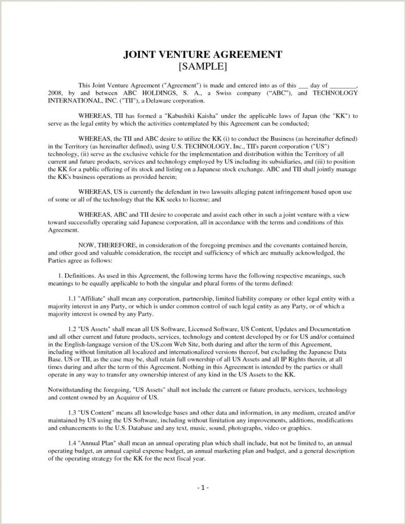 Sample Affiliate Agreement Program Business 011 Template