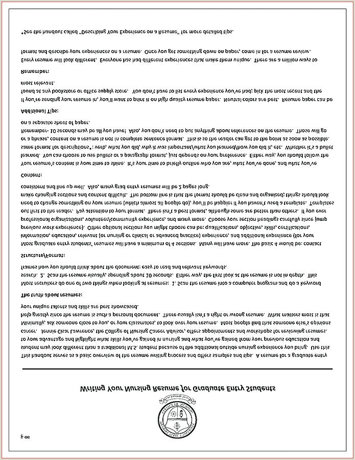 Journalist Resume Sample Technical Writer Resume Objective – Paknts