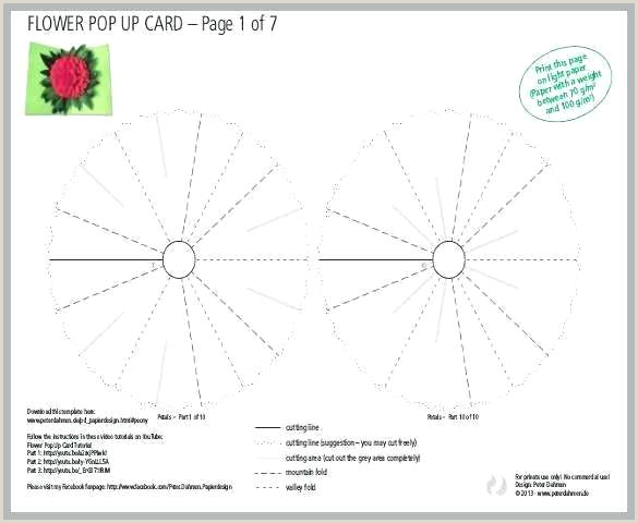 Kirigami Pop Up Cards Free Patterns origami Web Albums Pop Up Card Templates Kirigami Pdf Free