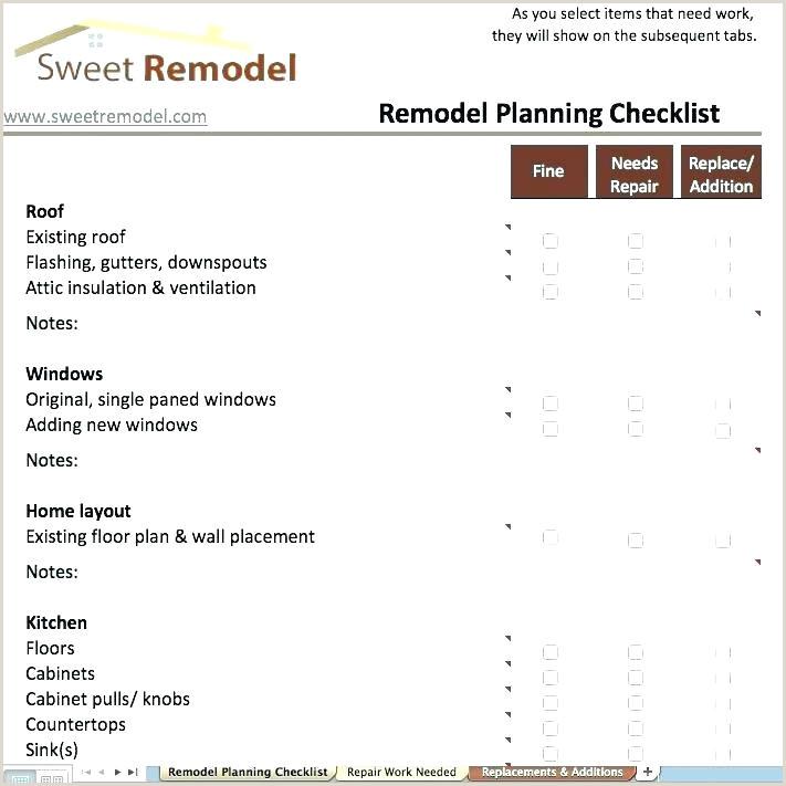 Home Renovation Planner Kitchen Remodel Bud Planner Home