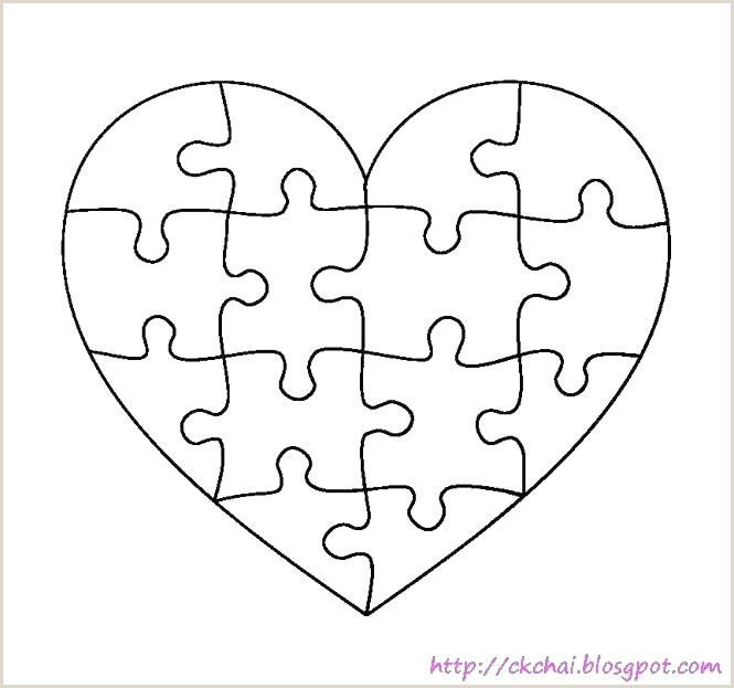 Lovely Puzzle Pieces Vector Fresh Blank Jigsaw Piece