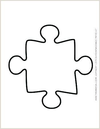 Puzzles Pieces Template Puzzles Pieces Templates Template