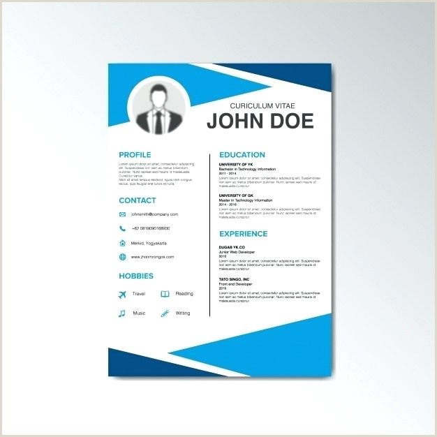 Latest Curriculum Vitae format Download Pdf Curriculum Vitae Template