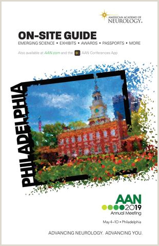 2019 AAN Annual Meeting site Guide by American Academy of