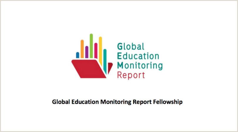 UNESCO Global Education Monitoring GEM Report Fellowship