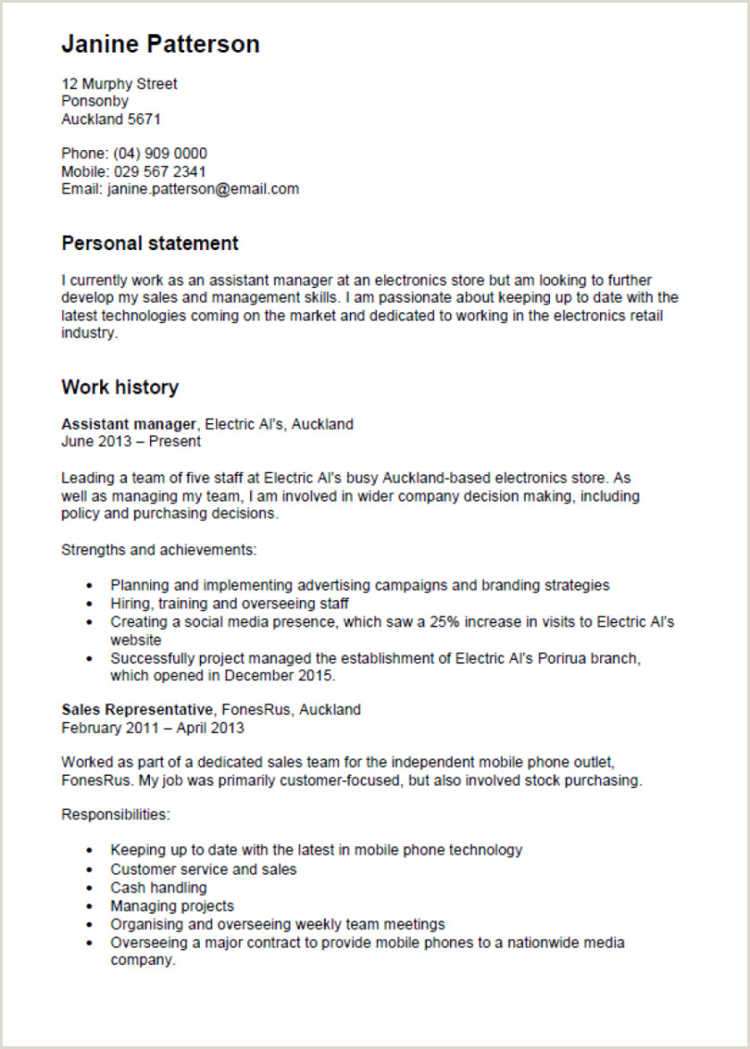 Resume Cover Letter Template Sample Letters C