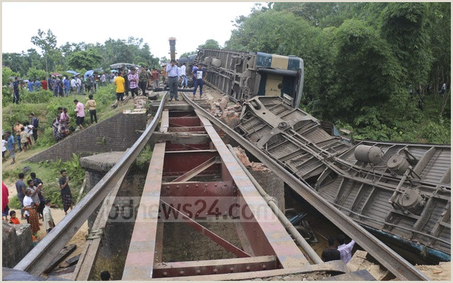 Latest Cv format Bd 2019 Rail Services to Sylhet Resume after Fatal Train Crash In
