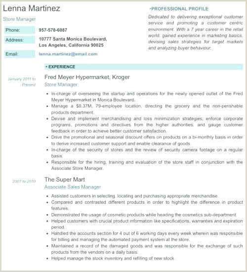 resume cv format – paknts