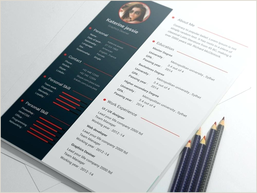 Cv Template Download Resume Template With Cover Letter Boom