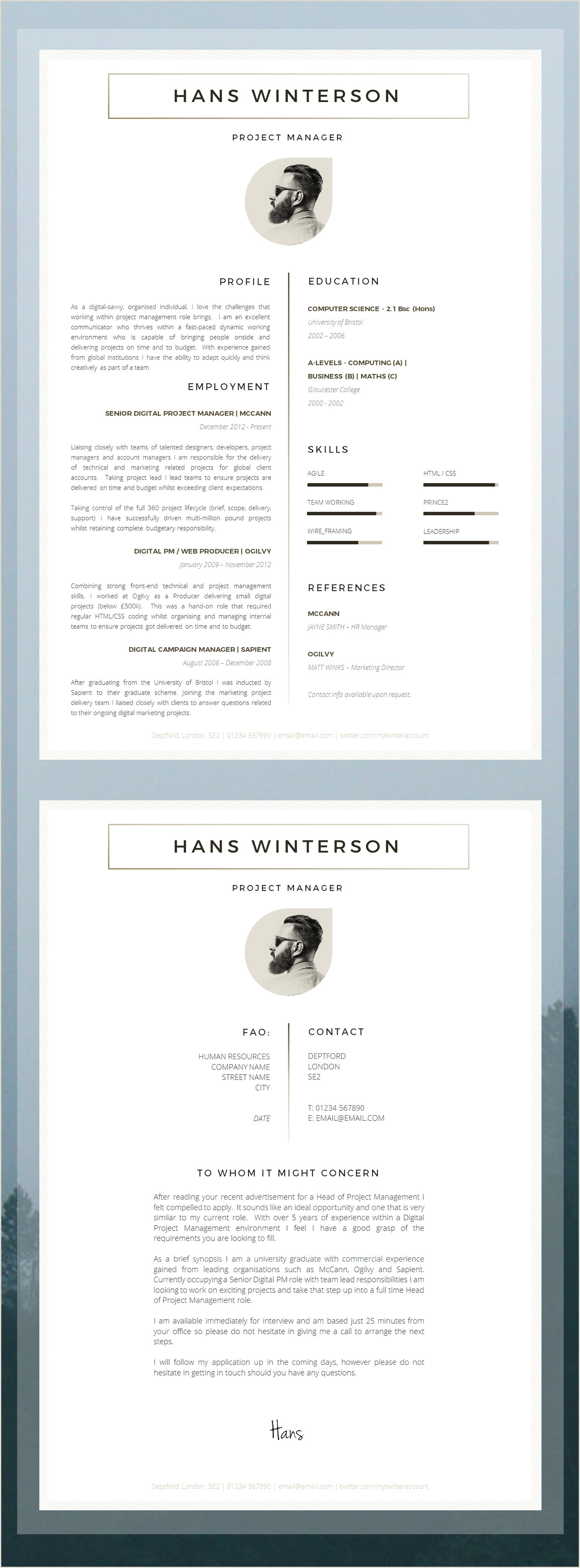 Latest Cv format Download 43 Modern Resume Templates Guru