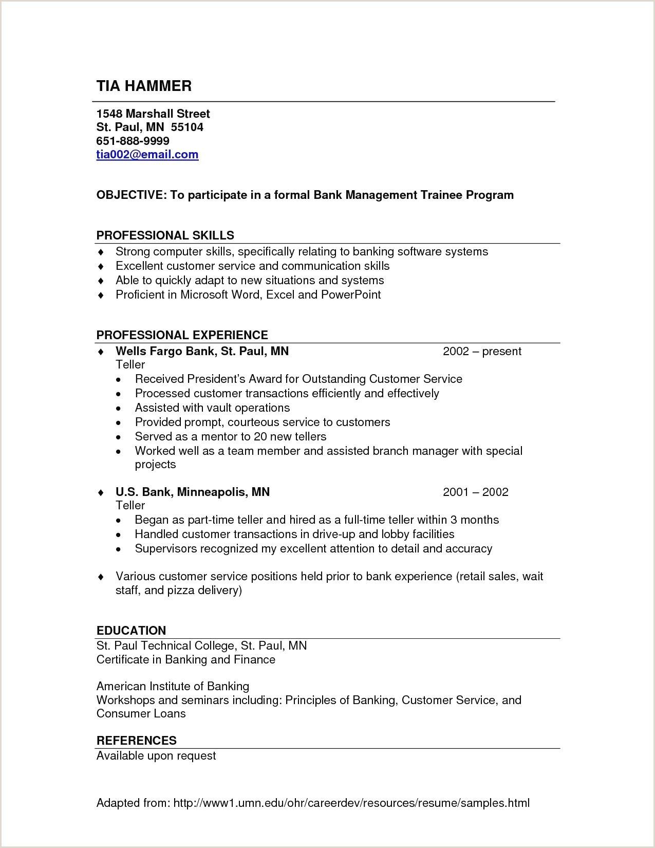 Resume Template Latest • Blackbackpub