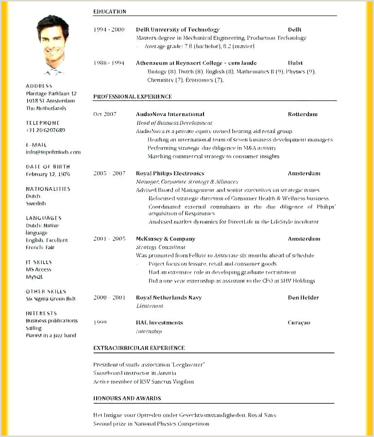 Latest Cv format for Accountant Free Download International Template Business Resume Cv format Pdf Free