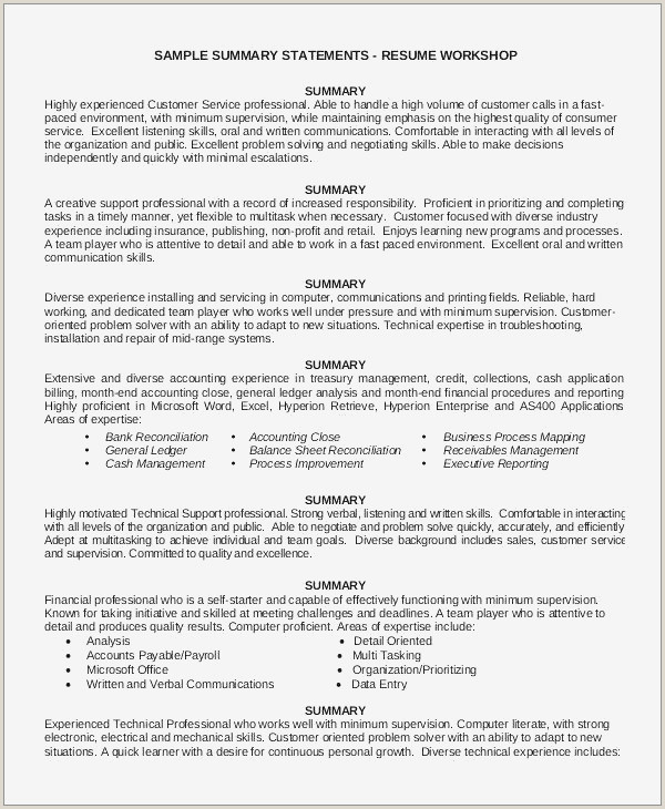 Resume fice Skills Professional Resume Examples for