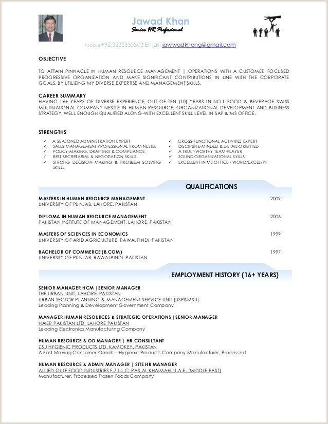 Cv format Paysage Impressionnant 68 Unique S Example Resume