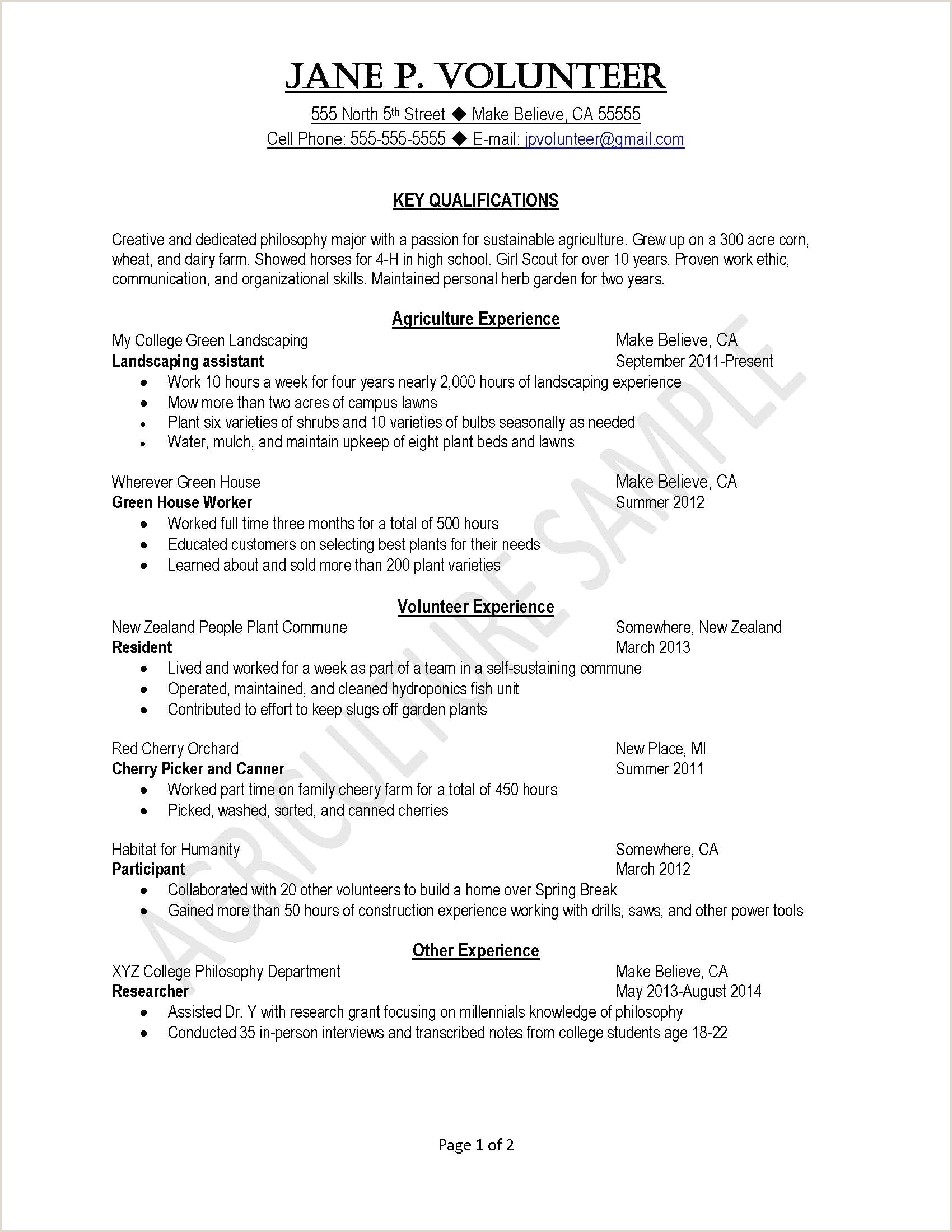 Latest Cv format for Fresh Graduate Recent College Graduate Resume Template Fresh 51 Resume