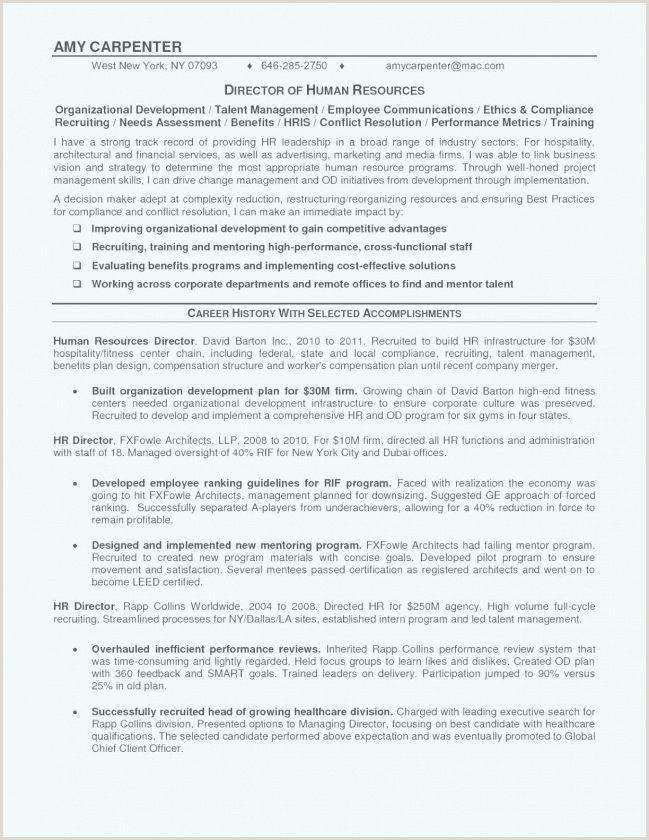 recruiter resume template – naomijorge