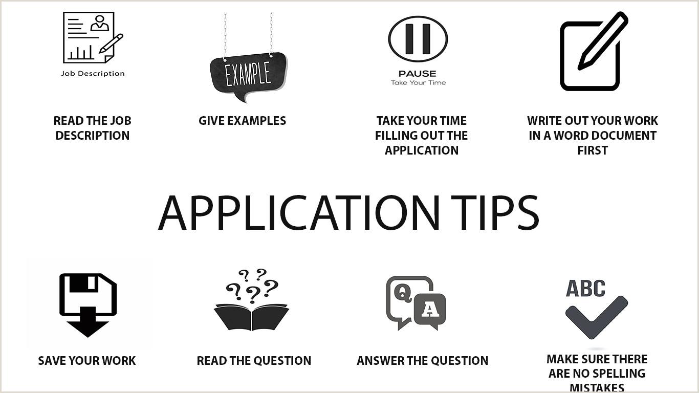 Application Advice Public Civil Service Jobs