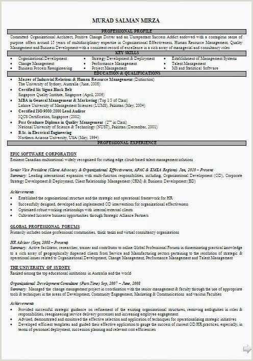 Latest Cv format for Job In Bangladesh Doc Modele Cv Cana N Libre 58 Impressionnant Cv Cana N Exemple