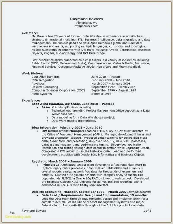 Latest Cv format for Job In Bangladesh Pdf Free Download Cv Administrateur Systeme Simple Cv Template Word Sample