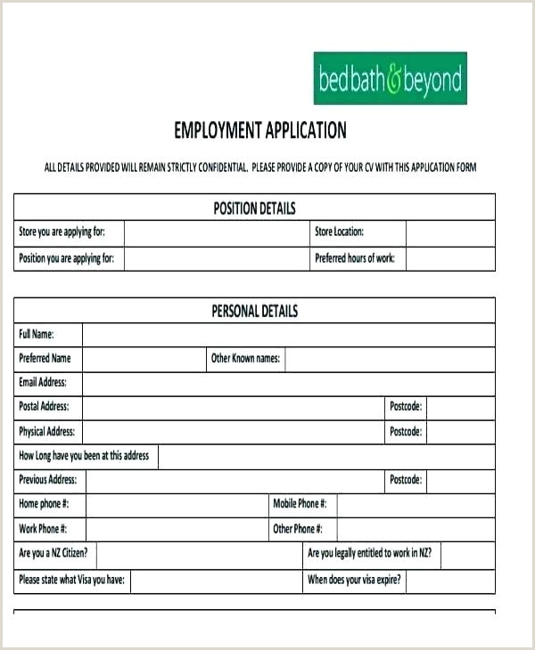 Job Application Template Pdf Yment Sample Generic Form