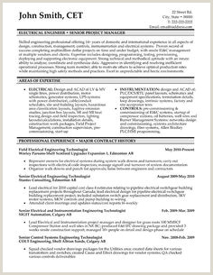 10 Best Electrical Engineer Resume Templates & Samples