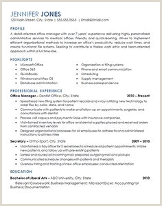 Latest Cv format for Medical Officer 354 Best Resume Examples Images In 2019