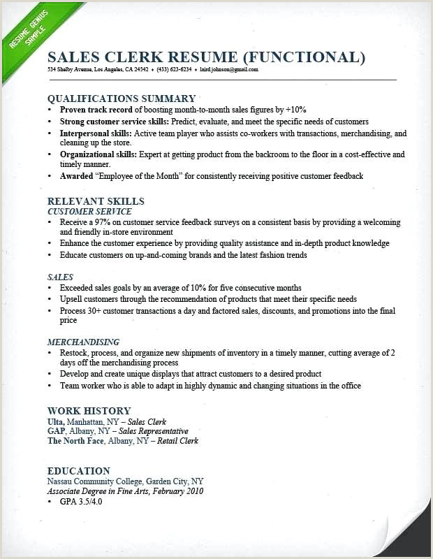 chronological resume format – paknts