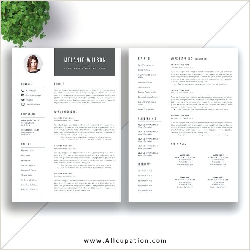 Latest Cv format In Bd Creative Resume E Modern Word Cover Letter Doc Download Free