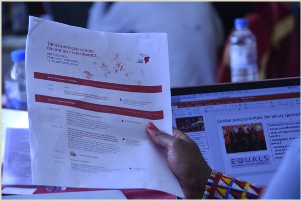 Call for Applications 7th African School on Internet