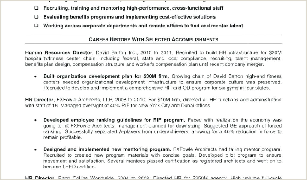 Simple Resume Templates Examples Free Download Red Template
