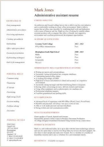 Latest Cv format In south Africa Student Cv Template Samples Student Jobs Graduate Cv