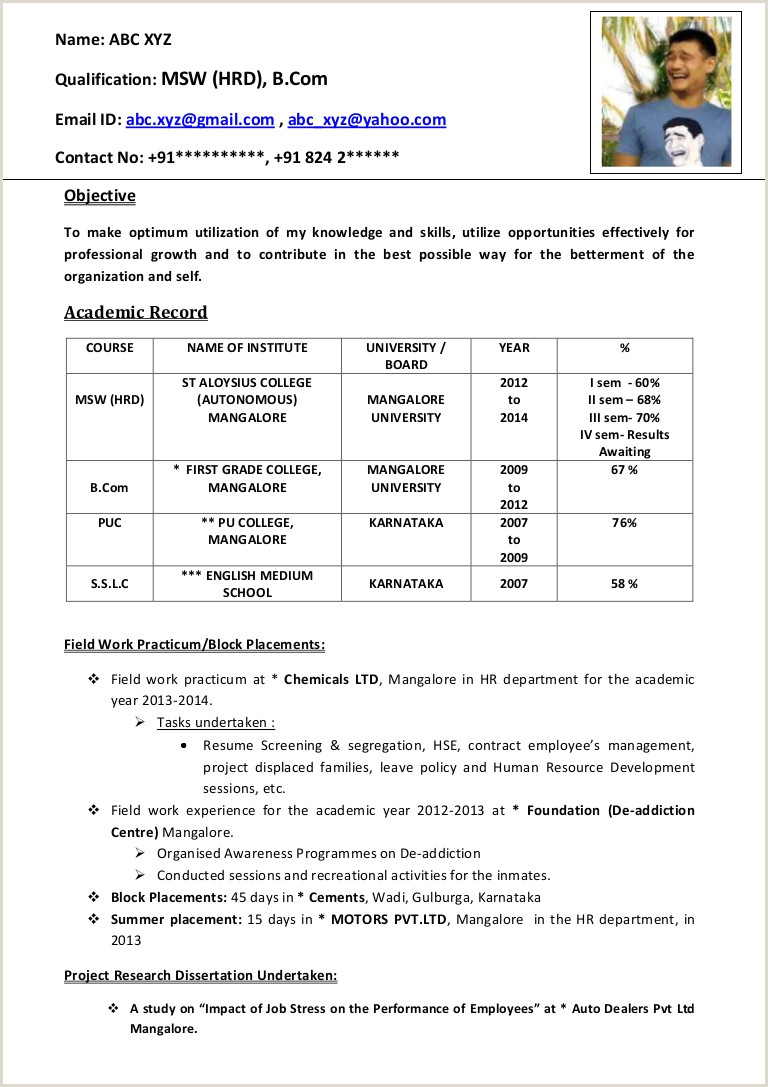 Download Template For Resumes Maggihub Ruralco Free