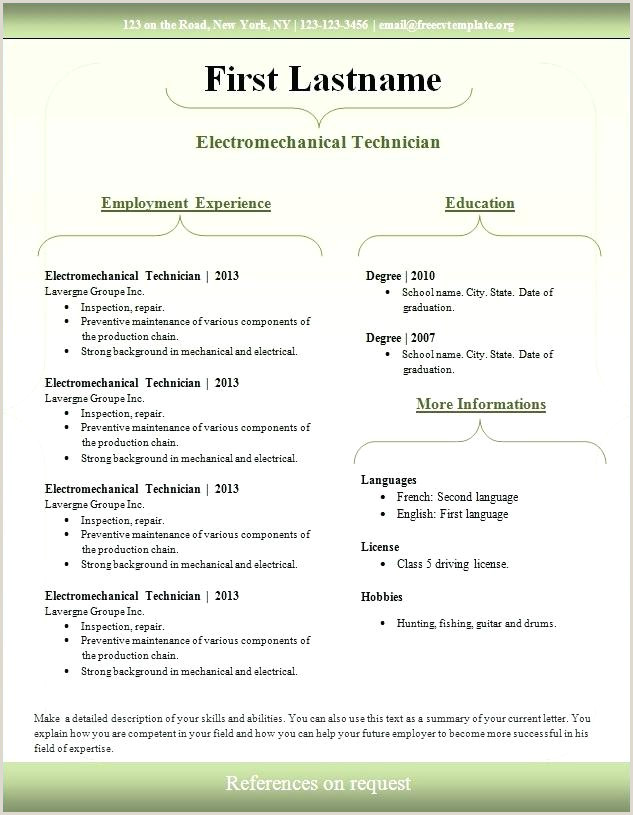 Free Minimalist Professional And Google Docs Latest Cv