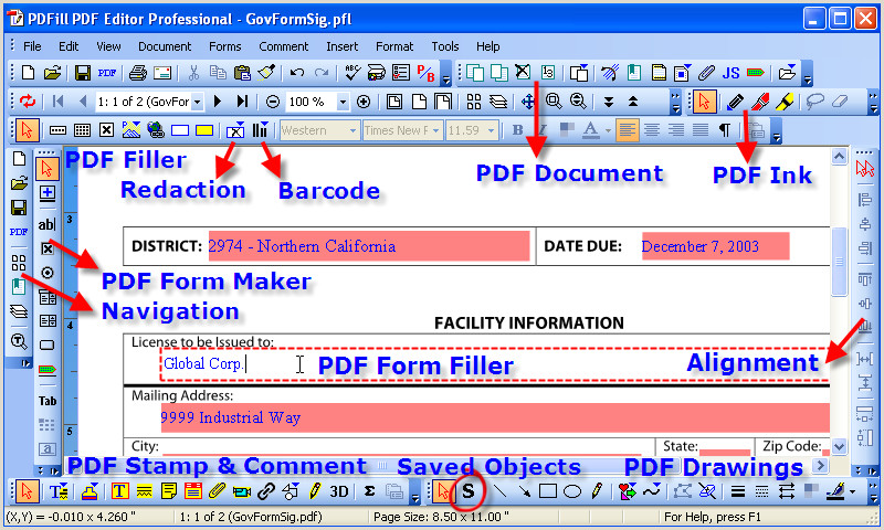 Latest Cv format Ms Word Pdfill Free Pdf Editor Free Pdf tools and Free Pdf Writer