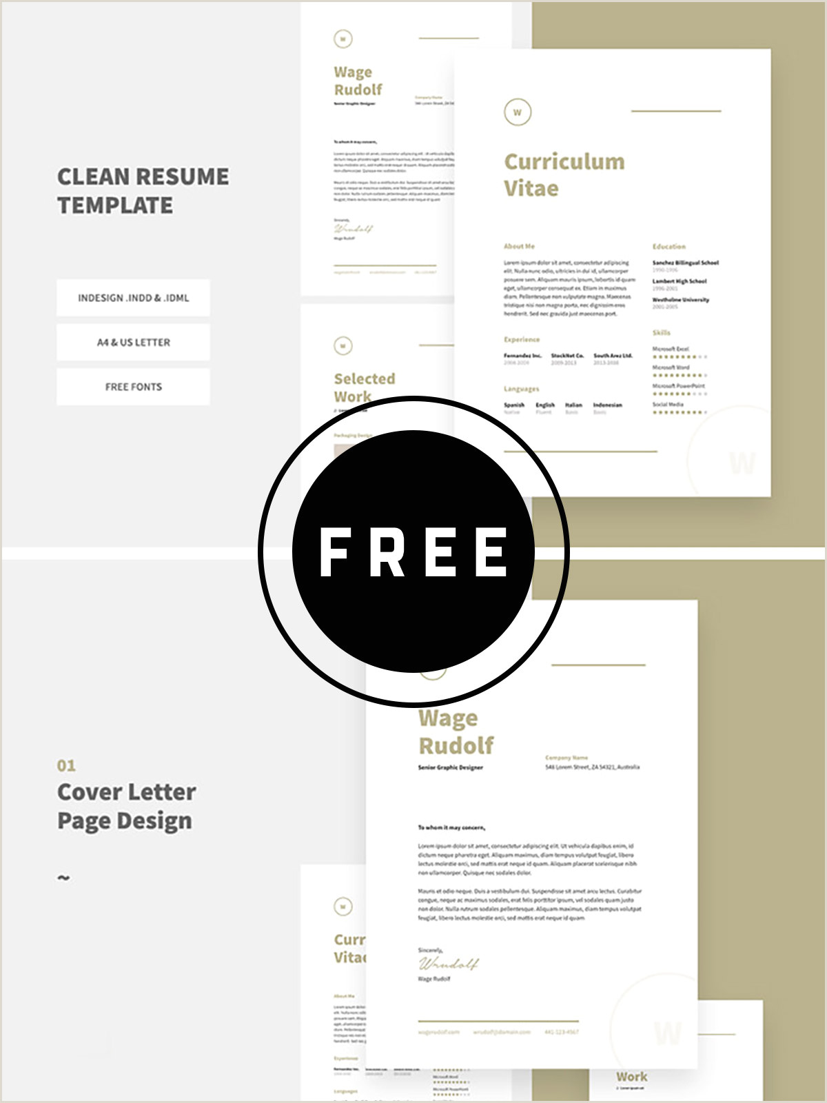 Latest Professional Cv format 2018 98 Awesome Free Resume Templates for 2019 Creativetacos