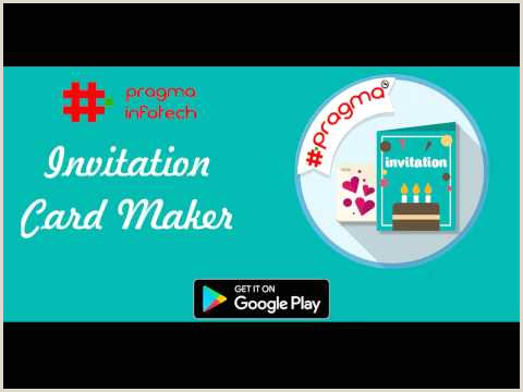 Launch Party Invitation Templates Free Invitation Card Maker Apps On Google Play