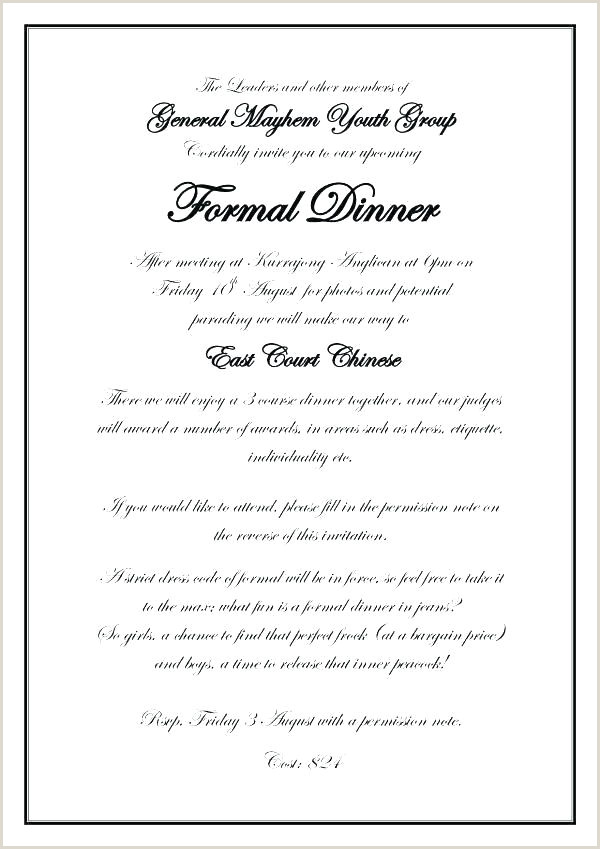 Wedding Invitation Examples Dress Code Template Policy Memo