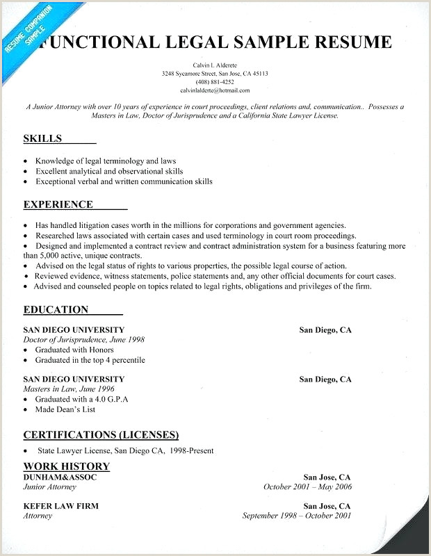 Lawyer Resume Template Awesome Lawyer Resume Sample Resume Design