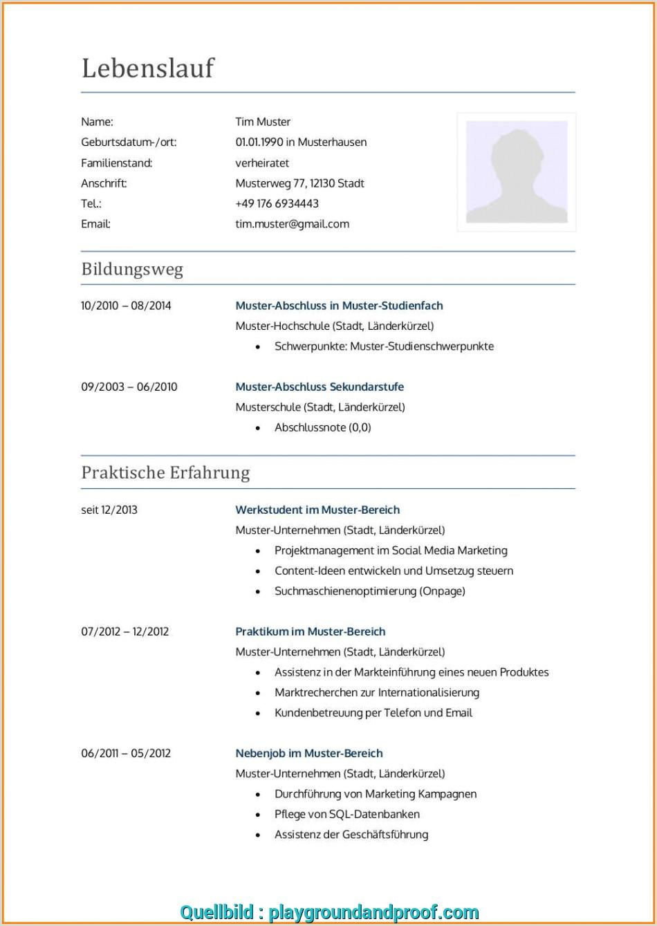 Lebenslauf Schreiben Nach Elternzeit HHRMA Job Career Bali