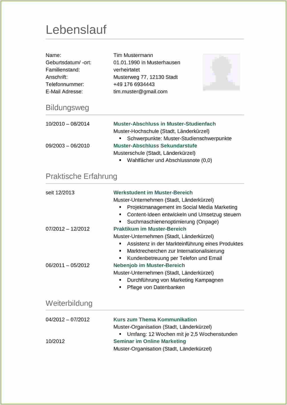 Lebenslauf Luxemburg Muster Fraktion Rtk Lebenslauf Vorlage Pages
