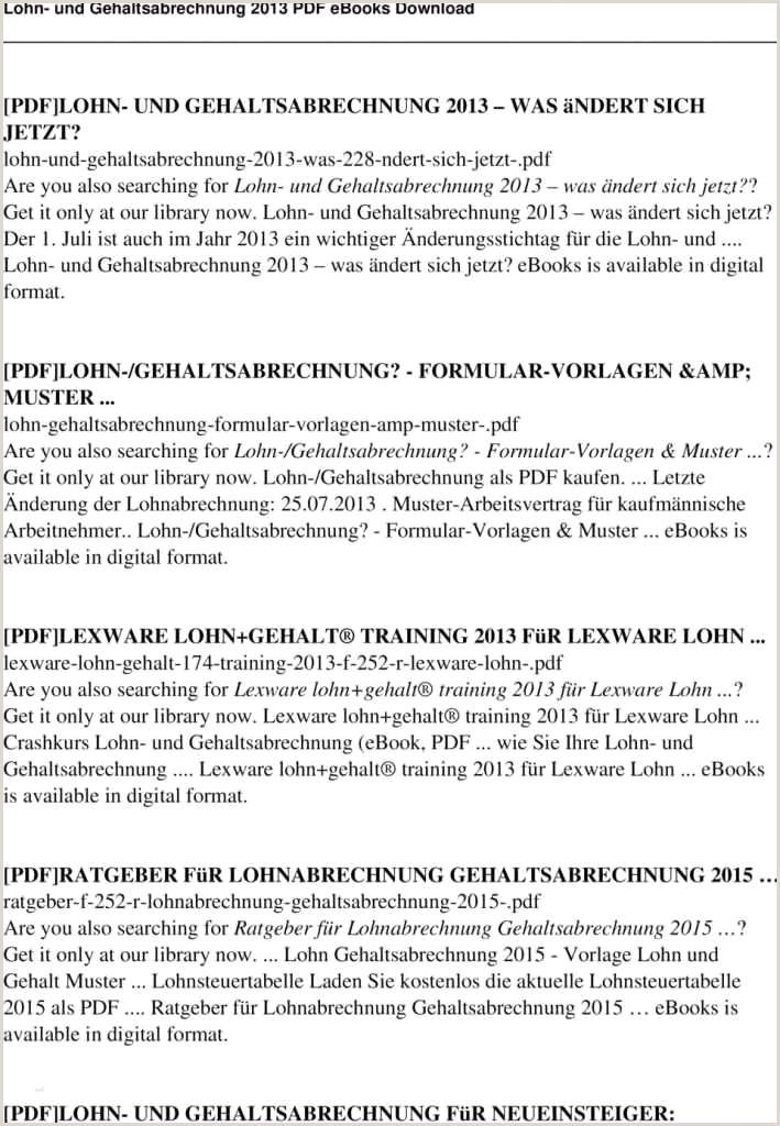 lohnabrechnung muster schule Archives Pujcka