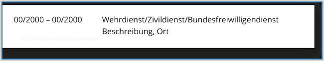 57 Lovely Lebenslauf Bundeswehr