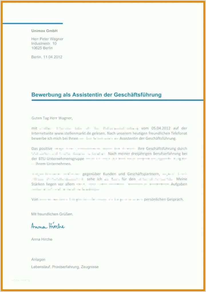 Lebenslauf Muster Berufserfahrung original Nda Vorlage Im Jahr 2019
