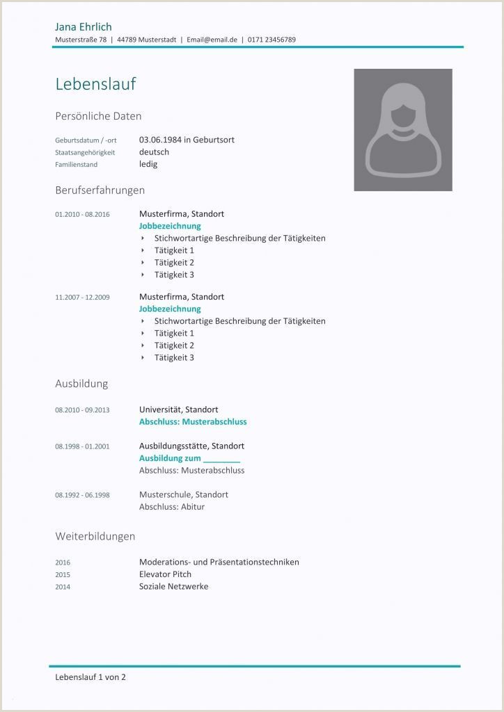 Lebenslauf Muster Buchhaltung Lebenslauf Vorlage assistent Neu Schn 33 Bewerbung