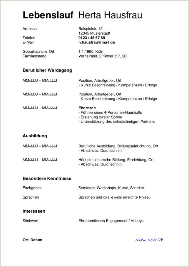 Lebenslauf Muster Büroangestellte Perfekte Bewerbung Bürokauffrau Ausbildung Basic