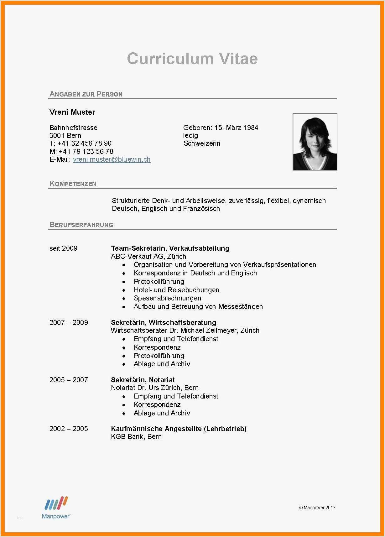 Lebenslauf Muster Bürokauffrau Arkaion Bellum 7 Angebot Nstleistung Muster