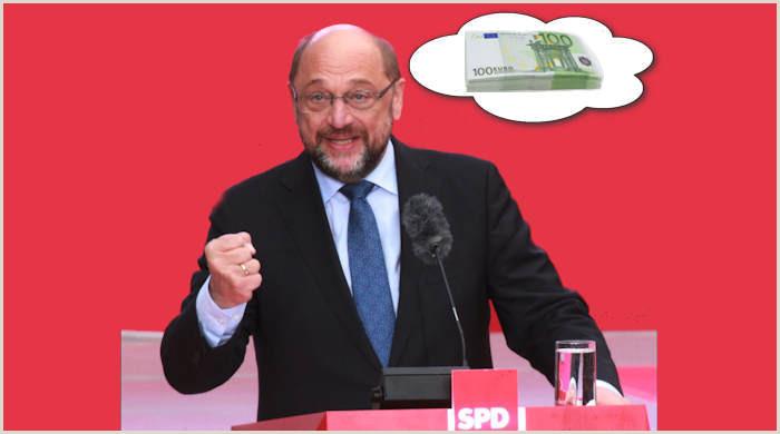 Wie verzweifelt ist SPD Martin Schulz vor eback