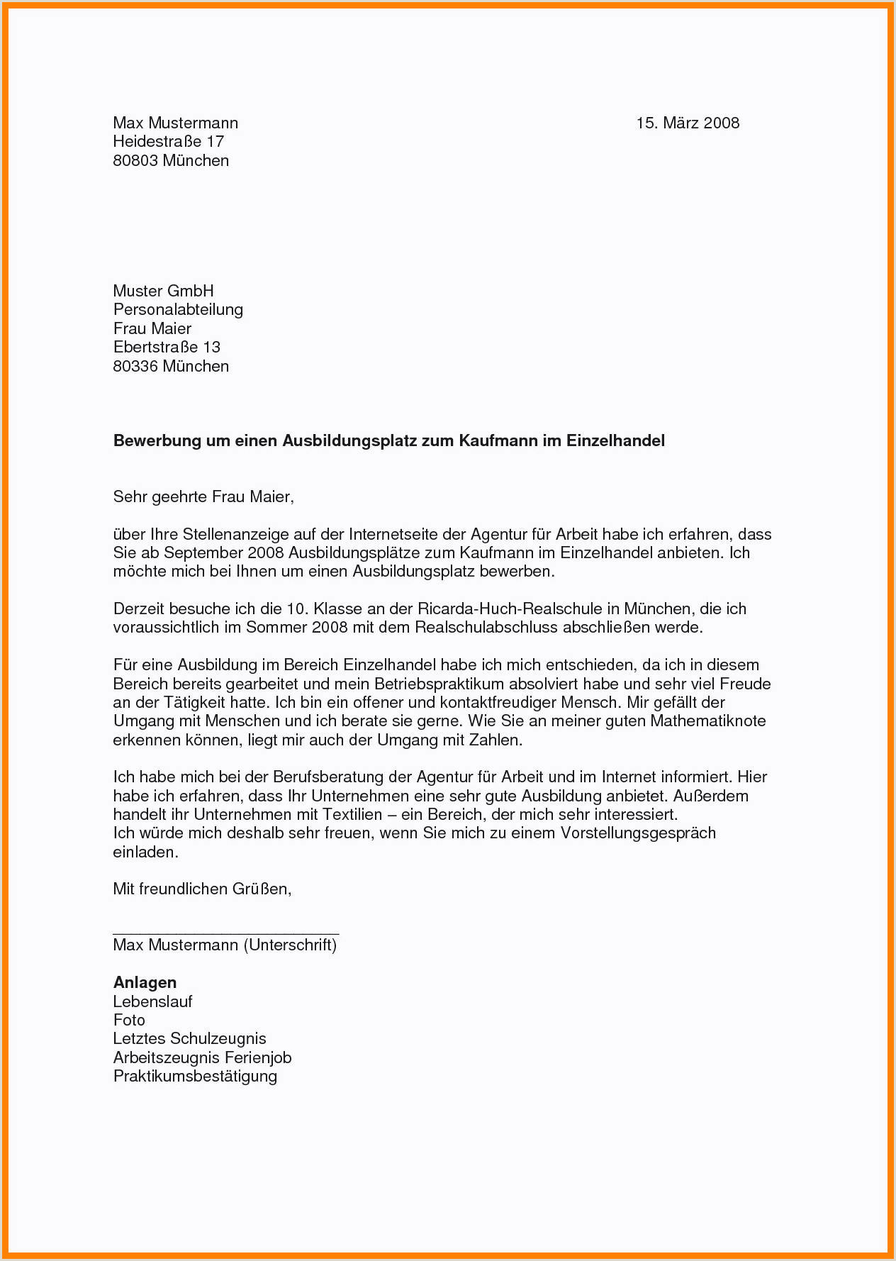 Bewerbungsschreiben Arbeitsplatz 16 Deutsche Post Bewerbung