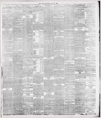 The Age from Melbourne Victoria Australia on June 17 1886