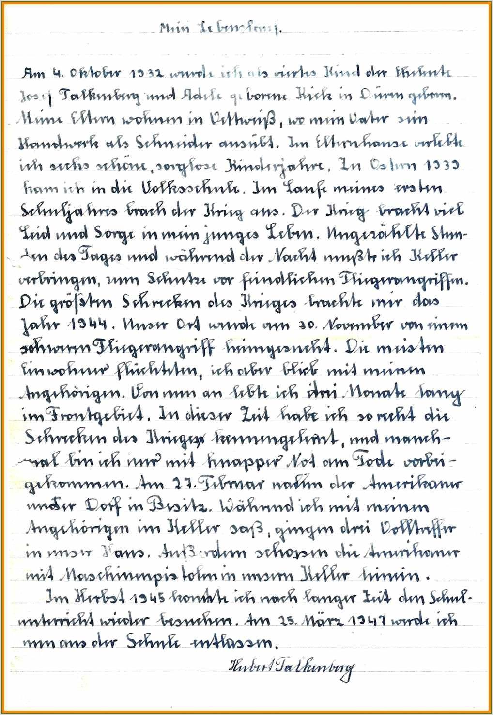 Lebenslauf Muster Indesign Handschriftlicher Lebenslauf 25 Beratung 2019